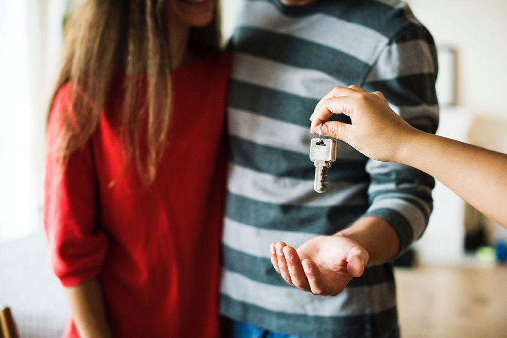 Omstilling ag lås når du flytter til ny lejlighed